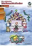Die schönsten Weihnachtslieder, Notenausg. m. Audio-CDs, Für Klavier, m. Audio-CD