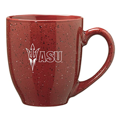 Arizona State University - 16-Ounce Ceramic Coffee Mug - Burgundy