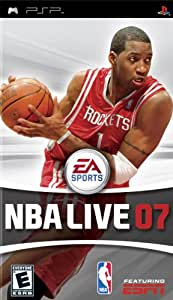 NBA Live 07 - PlayStation Portable