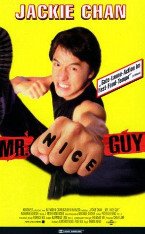 Mr. Nice Guy [VHS]