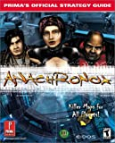 img - for Anachronox (Prima's Official Strategy Guide) book / textbook / text book