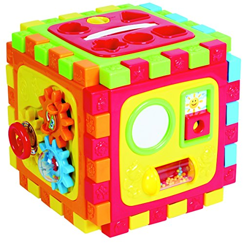 PlayGo Activity Cube