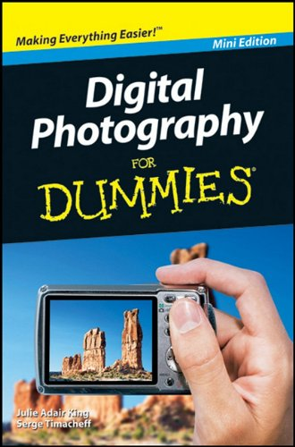 Digital Photography for Dummies-Mini Edition