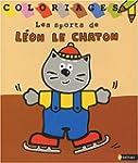 Sports de leon le chaton -les