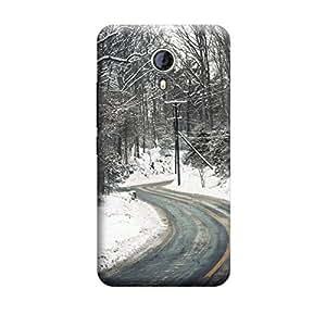 CaseLite Premium Printed Mobile Back Case Cover With Full protection For Micromax Canvas Xpress 2 E313 (Designer Case)