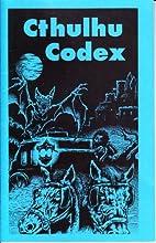 Cthulhu Codex #16