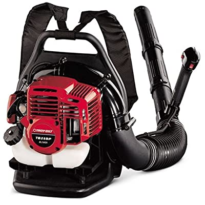 Amazon.com : Troy-Bilt 25cc Gas Backpack Blower TB25BP (Discontinued