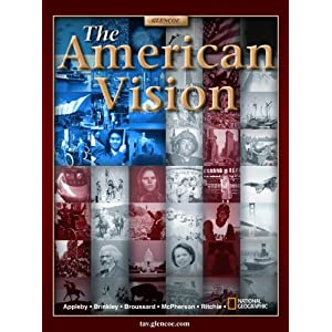 The american vision history book online for Documents of american history henry steele commager