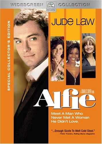 Cover art for  Alfie (Widescreen Special Collector's Edition)