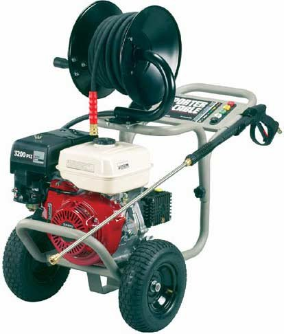 Home Depot product reviews and customer ratings for 3,000 psi 2.6 GPM CAT Pump Gas Pressure Washer. Read and compare experiences customers have had with RIDGID products.