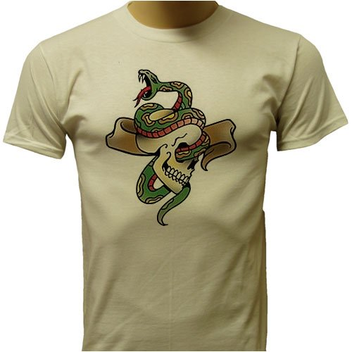 This Shirt design is based on a Classic Tattoo design.