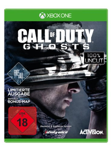 Call of Duty: Ghosts Free Fall Vorbesteller-Edition (100% uncut)
