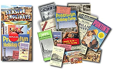 British Seaside Holidays - Memorabilia Pack