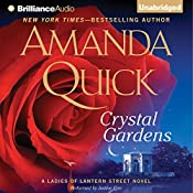 Crystal Gardens: A Ladies of Lantern Street Novel | Amanda Quick