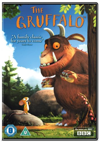 THE GRUFFALO [IMPORT ANGLAIS] (IMPORT) (DVD)