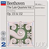 Beethoven: The Late Quartets, Vol.2 (2 CDs)