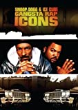 Gangsta Rap Icons: Snoop Dogg & Ice Cube [DVD] [2011]
