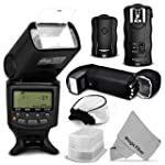 Essential Flash Kit for NIKON DSLR D7...