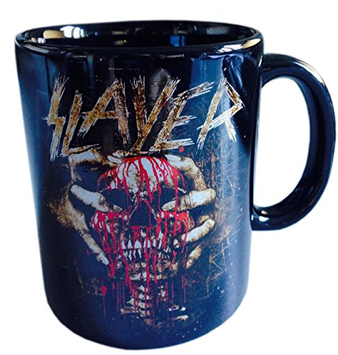 Tazza Slayer Skull Clench Mug