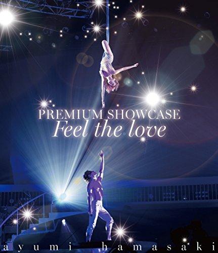 ayumi hamasaki PREMIUM SHOWCASE ~Feel the love~ (Blu-ray Disc)