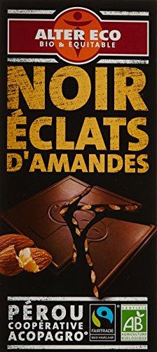 Alter-Eco-Tablette-de-Chocolat-Noir-clats-damandes-Bio-et-quitable-100-g