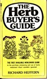 img - for The herb buyer's guide book / textbook / text book