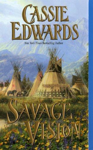 Image for Savage Vision (Savage (Leisure Paperback))