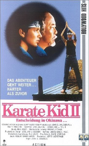 Karate Kid 2 - Entscheidung in Okinawa... [VHS]