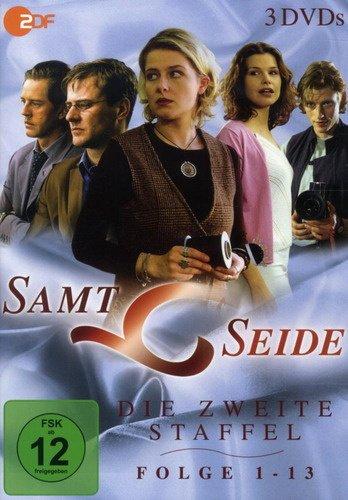 Samt & Seide - Die zweite Staffel (Folge 1-13) [3 DVDs]