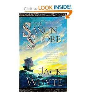 The Saxon Shore (The Camulod Chronicles, Book 4) by Jack Whyte