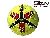 Indoor-Fussball / Lisaro Indoorball aus Echt valurleder