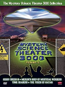 The Mystery Science Theater 3000 Collection: Volume 5 (Boggy Creek II / Merlin's Shop of Mystical Wonders / Time Chasers / The Touch of Satan)