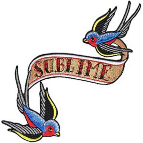 Application Sublime Bluebirds Patch