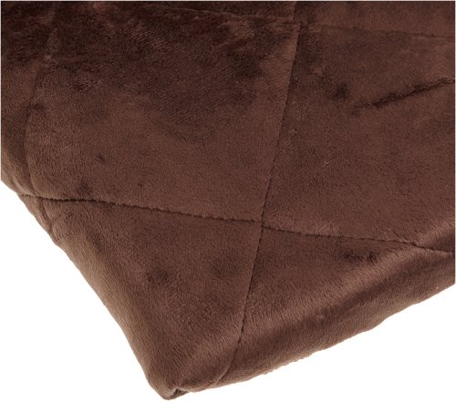 Why Choose The Carters Velour Playard Fitted Sheet, Chocolate