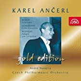 ブロッホ:ヘブライ狂詩曲「シェロモ」 他 (Karel Ancerl, Gold Edition, Vol. 27)