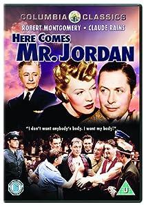 Here Comes Mr Jordan [DVD]