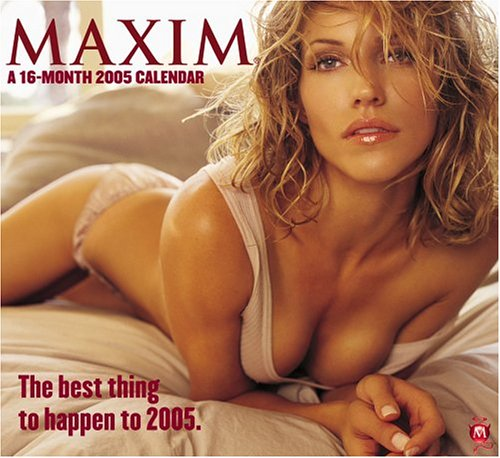 Maxim 2005 Calendar