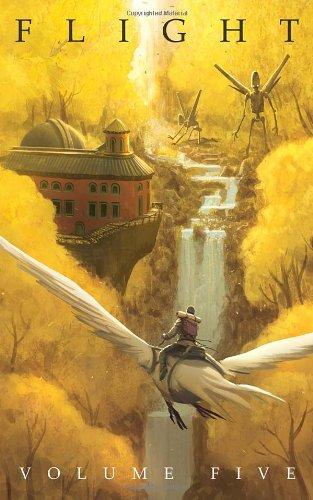 Flight, Vol. 5 (Flight, #5)