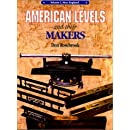 American Levels and Their Makers: Volume I - New England