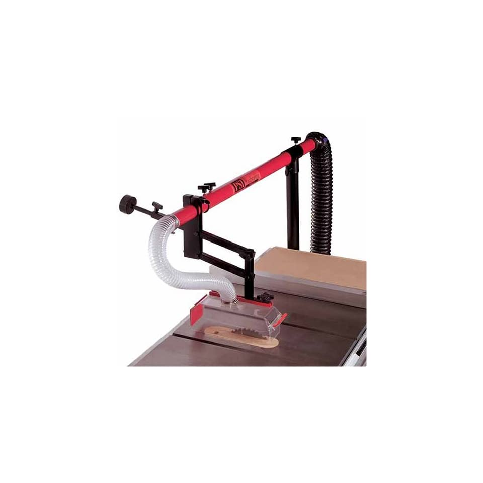 Psi Woodworking Tsguard Table Saw Dust Collection Guard On Popscreen