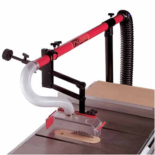 Psi woodworking tsguard table saw dust collection guard ebay Table saw guards