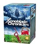 Manette classique Wii rouge + Xenobla...