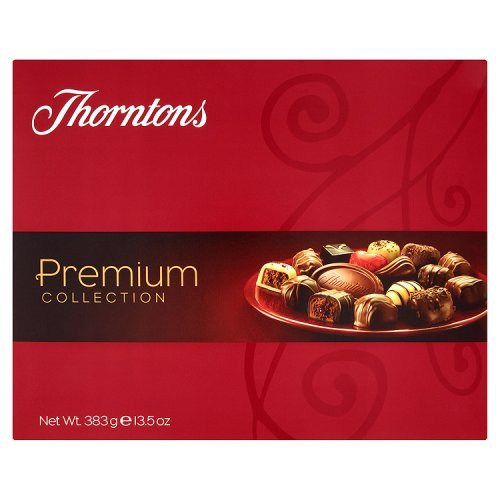 Thorntons Premium Collection 383 g (Thornton Chocolate compare prices)
