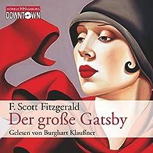 Der große Gatsby Hörbuch von F. Scott Fitzgerald Gesprochen von: Burghart Klaußner