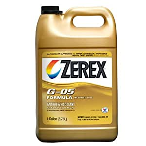 Zerex ZXGO51 G-05 Antifreeze - Gallon