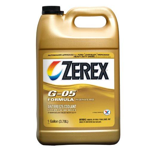 Zerex ZXGO51 G-05 Antifreeze - Gallon