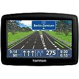 "TomTom XL 2 IQ Routes Central Europe Traffic Navigatore incl. TMC 4,3""; 19 mappe precaricate, Easy Menu,  Indicatore di corsia [Germania]"