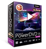 Software - CyberLink PowerDVD 15 Ultra
