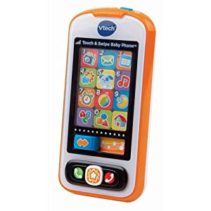 VTech Touch and Swipe Baby Phone by VTech