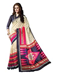DivyaEmporio Launches NEW Collection Of Original BHAGALPURI Sarees Designed By VIPUL - B012WE21VW